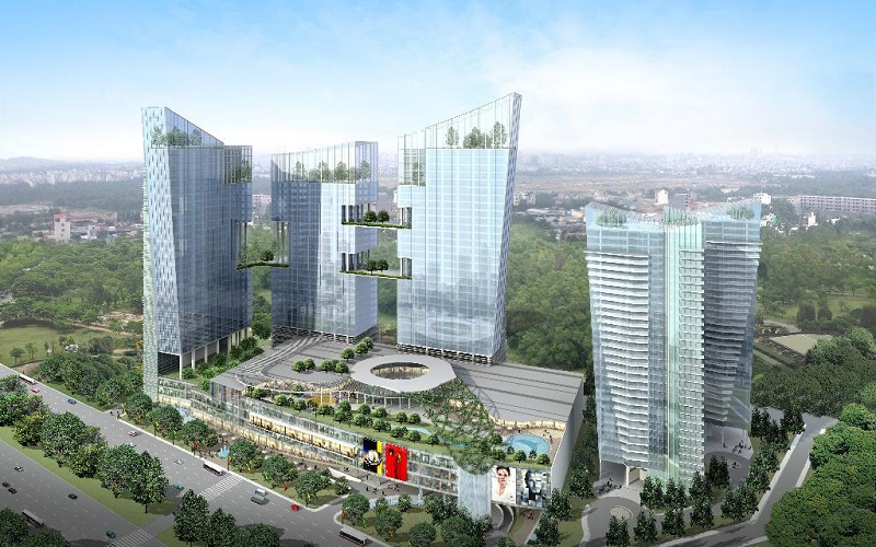 saigon south complex